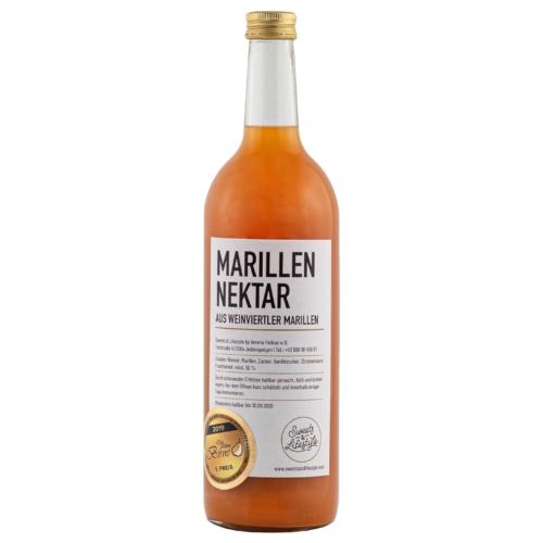 Marillennektar mit Vanille aus Weinviertler Marillen in der 750ml Flasche von Sweets & Lifestyle®
