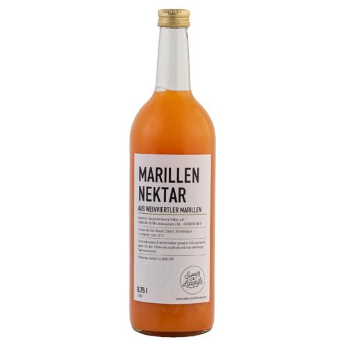 Marillennektar aus Weinviertler Marillen in der 750ml Flasche von Sweets & Lifestyle®