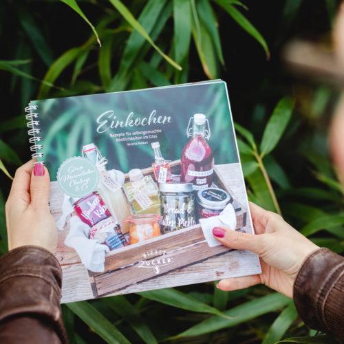 Buch Einkochen Rezepte für selbstgemachte Köstlichkeiten im Glas von Verena Pelikan