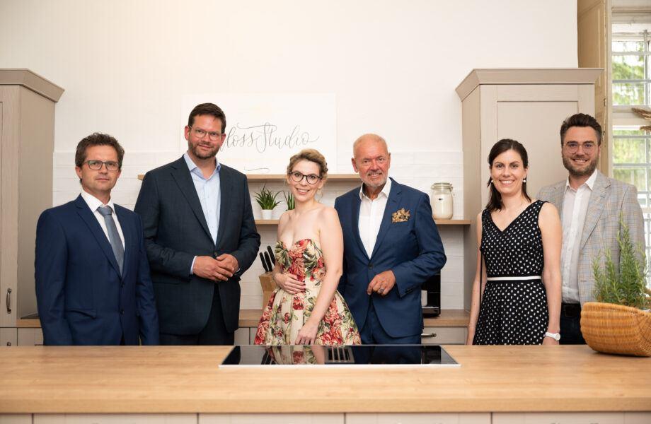 SchlossStudio Eröffnung