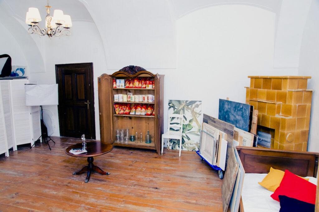 Fotostudio SchlossStudio von Verena Pelikan in Schloss Coburg zu Ebenthal im Weinviertel