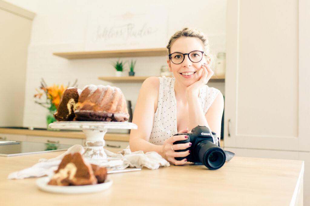 Fotografin Verena Pelikan spezialisiert auf Food Photography in ihrem Fotostudio SchlossStudio im Weinviertel in Niederoesterreich