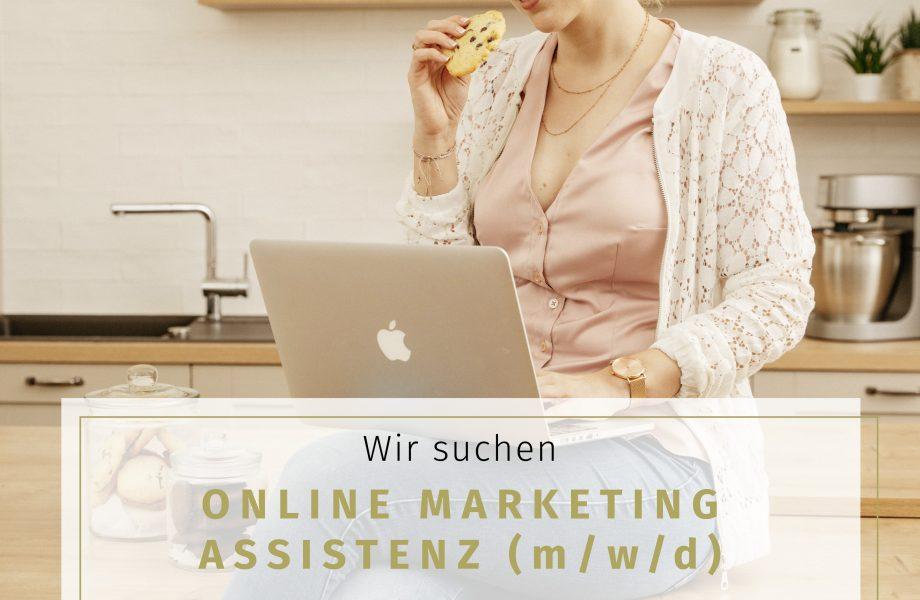 Stellenausschreibung – Online Marketing Assistenz
